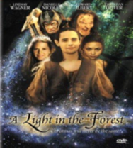 affiche A LIGHT IN THE FOREST
