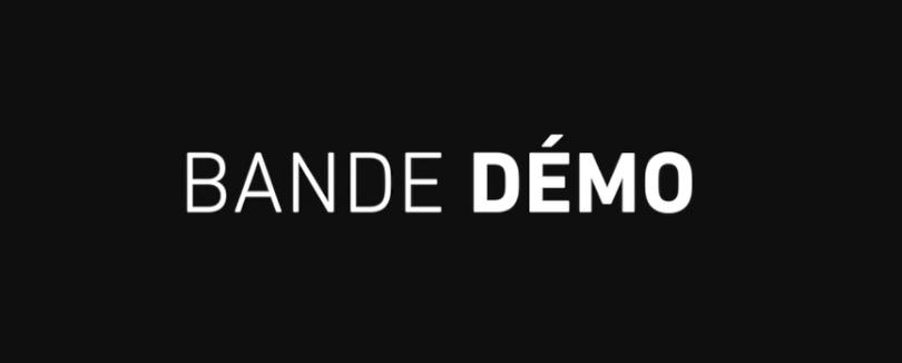 affiche BANDE DEMO