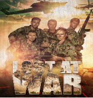 affiche LOST AT WAR