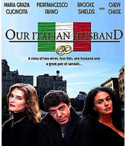 affiche OUR ITALIAN HUSBAND